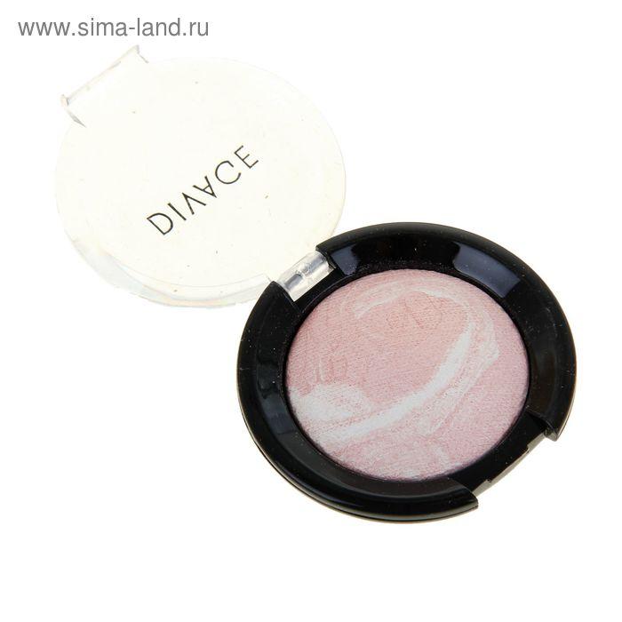 Тени для век Divage, запеченные, Colour sphere № 19