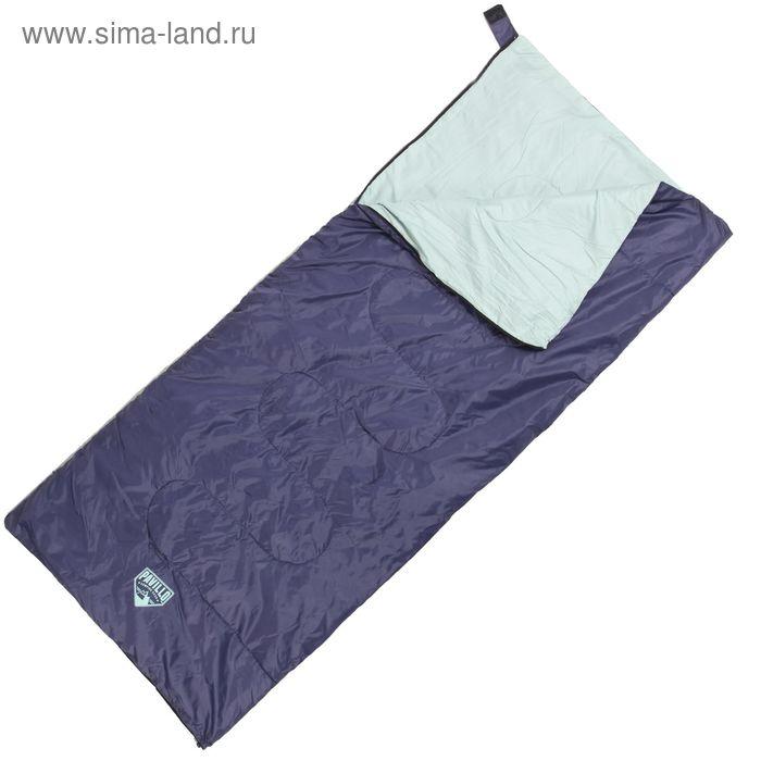 Спальный мешок Encase 200, 180х76 см, от 12 °C до16 °C, цвета МИКС