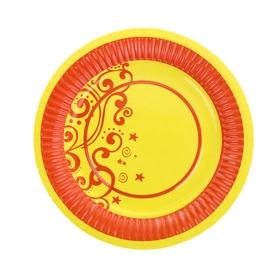 Тарелка с ламинацией 'Оранж', 18 см Ош
