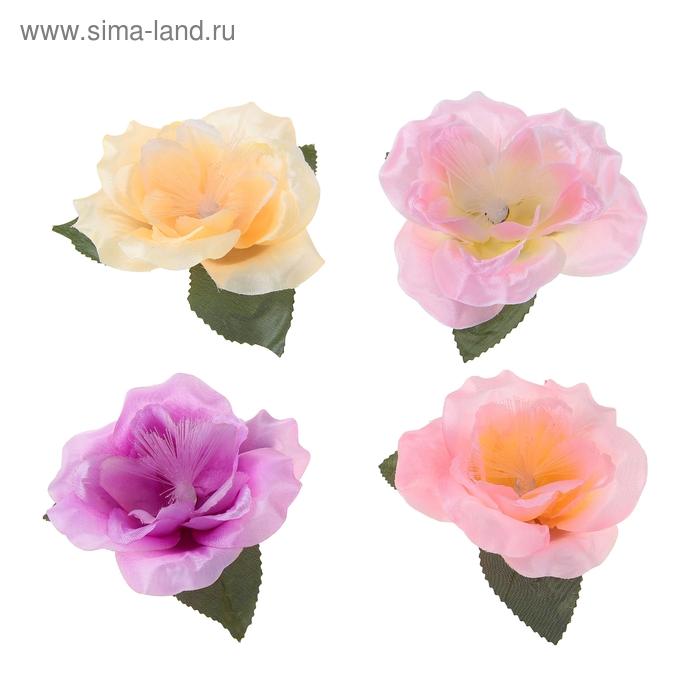 """Цветок световой """"Роза"""", цвета МИКС"""