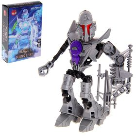 """Конструктор-робот """"Монстр Magnito"""", 16 деталей"""