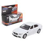 Модель машины BMW M5, масштаб 1:43