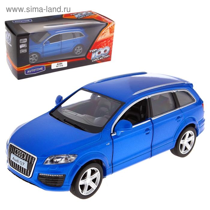 """Модель машины 1:32 """"Audi Q7 V12"""""""