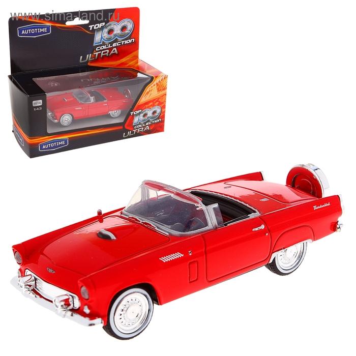 "Модель машины 1:43 ""Ford Thunderbird 1956"""