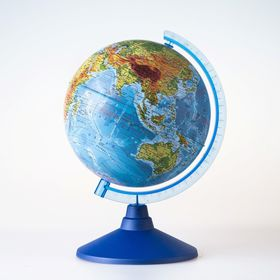 "Глобус физический диаметр 150мм ""Классик Евро"""