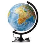Глобус физико-политический диаметр 320мм