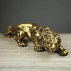 """Статуэтка """"Крадущийся лев"""" большая"""