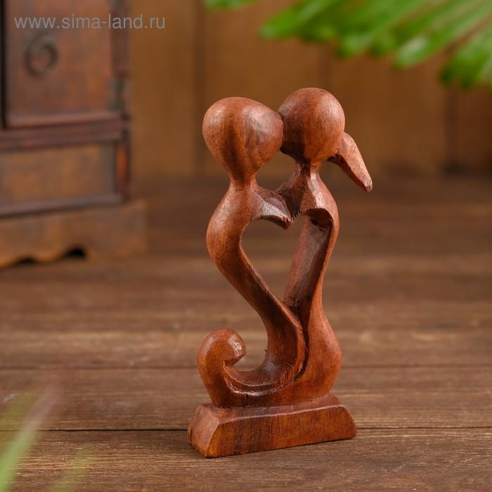 """Сувенир дерево """"Поцелуй"""""""