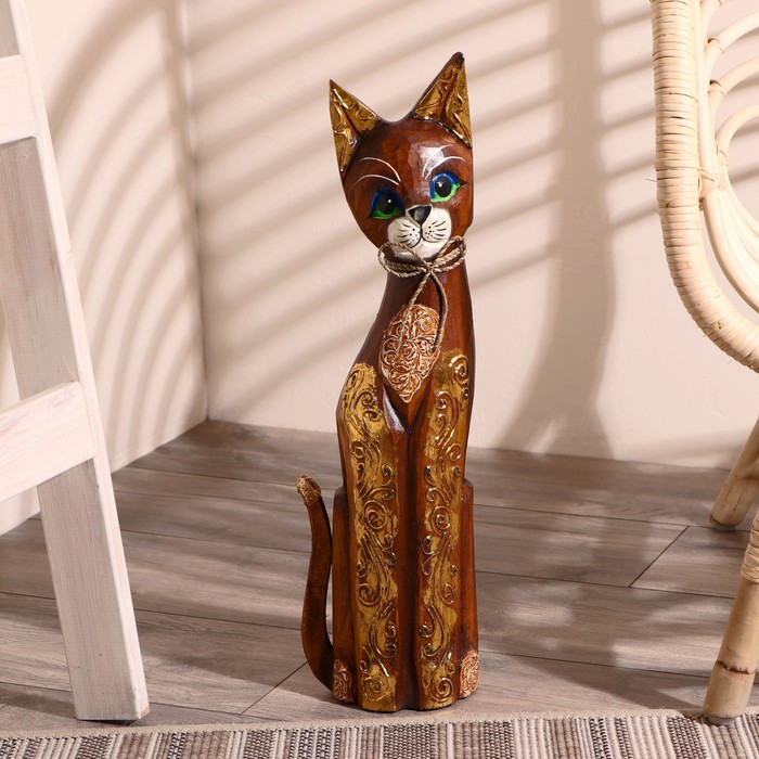 "Сувенир ""Котёнок с бантом"", 50 см"