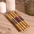 Свисток из бамбука с узором