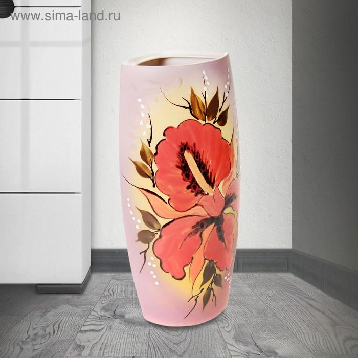 "Ваза ""Романтик"" орхидея, фиолетовая"