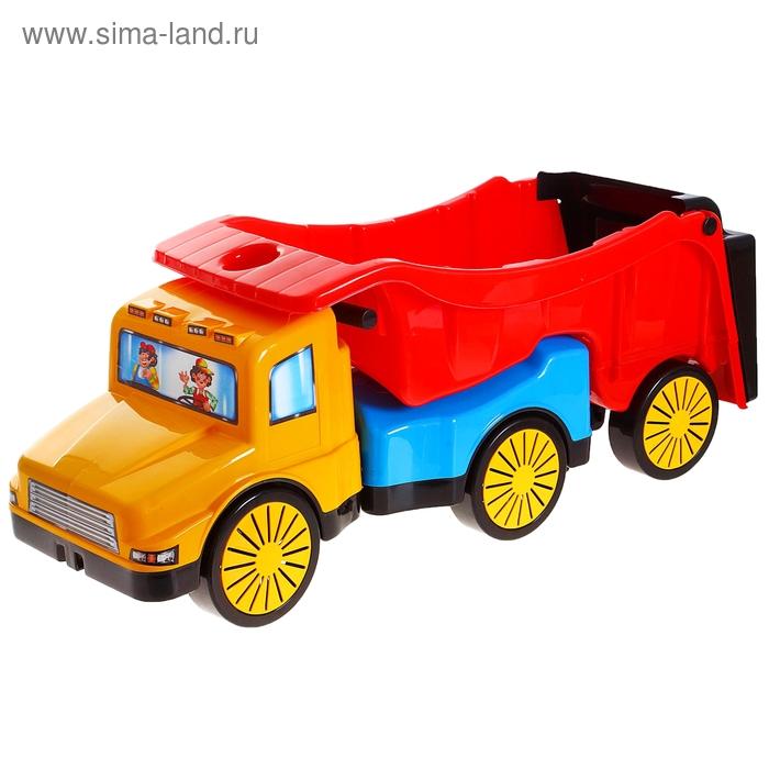 "Автомобиль-каталка ""Гигант"""