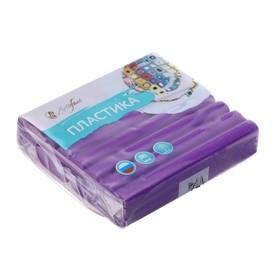 Пластика - полимерная глина 56г классический Пастельный фиолетовый