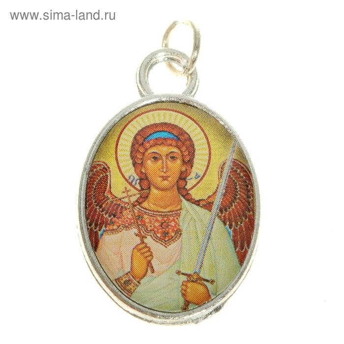 """Нательная икона """"Святой Ангел-Хранитель"""""""