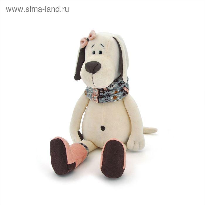 Мягкая игрушка «Собачка Лапуська в уггах»