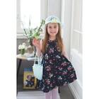 Детский набор панама+сумка размер 50-52 16*20 см, цвет голубой