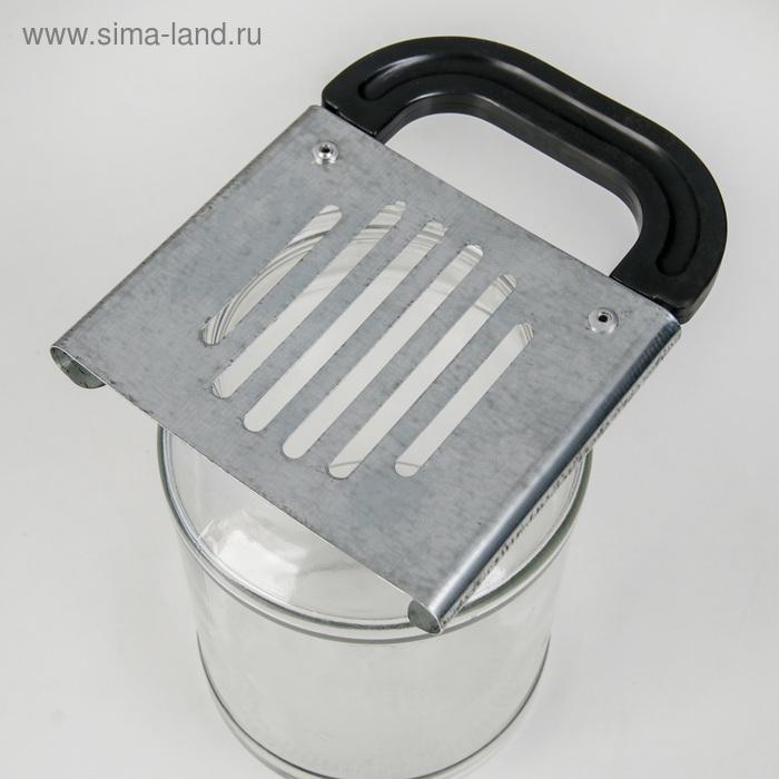 Крышка для слива металлическая, МИКС