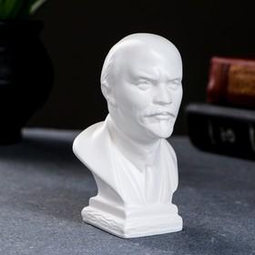 "Статуэтка ""Бюст Ленина"" средняя, белая"