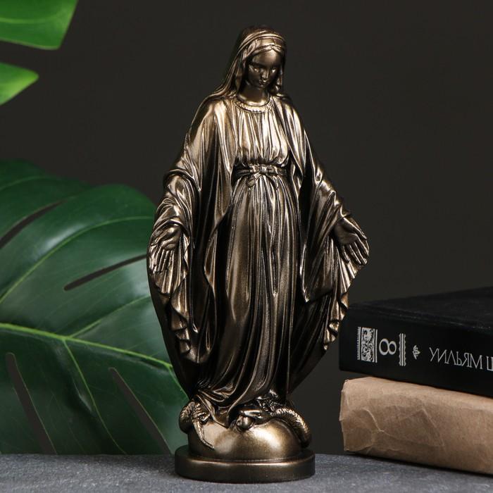 """Статуэтка """"Дева Мария"""" золото"""