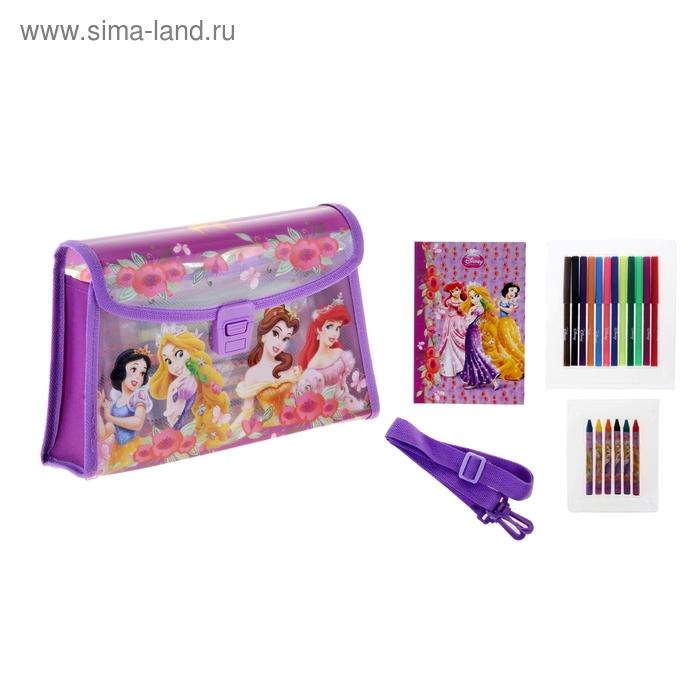 Подарочный набор-сумочка Disney Принцессы