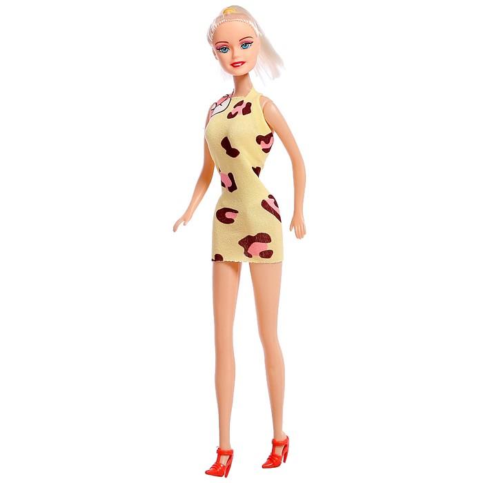 """Кукла модель """"Ника"""", МИКС"""