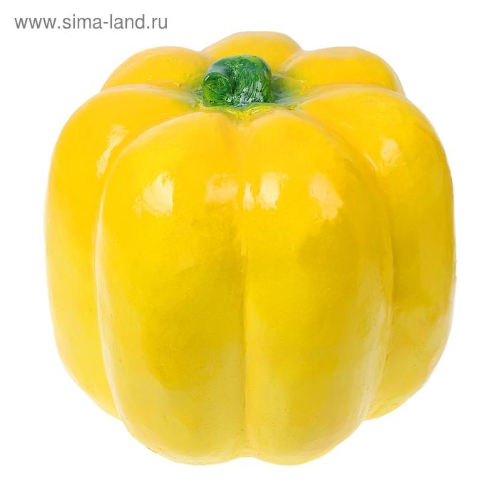 """Садовая фигура """"Жёлтый перец"""""""