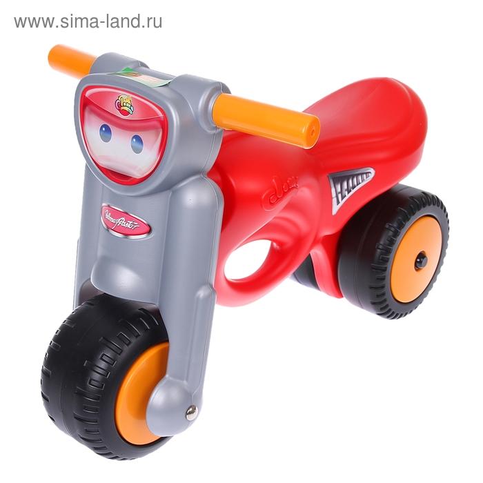 """Каталка-мотоцикл """"Мини-мото"""" 48226"""