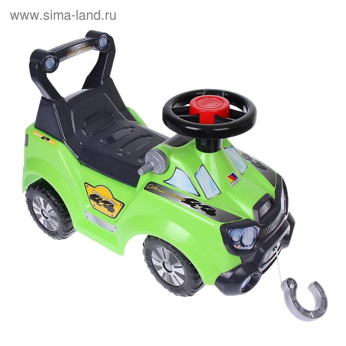 Каталка-автомобиль Sokol