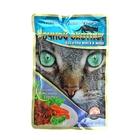 """Влажный корм """"Ночной охотник"""" для кошек, лосось, судак, тунец, 100 гр."""