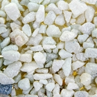 Грунт для аквариума, мраморная крошка серебристая 2-5 мм, 3,5 кг