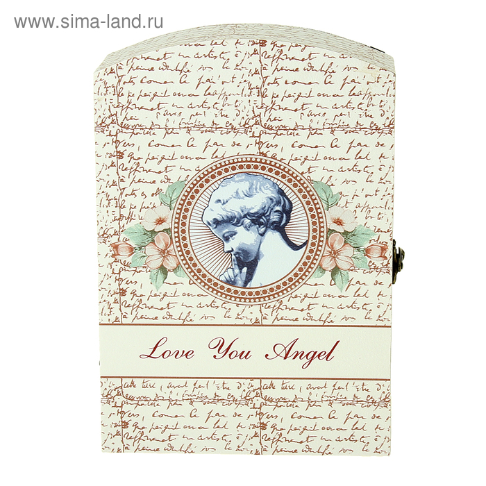 "Ключница ""Любовь к ангелу"""