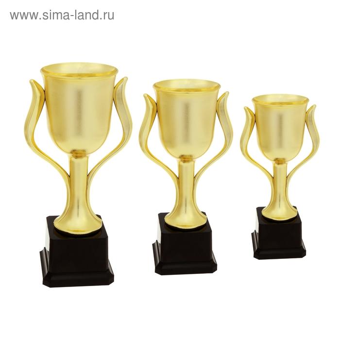 Кубок спортивный 023С. 18 см