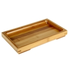 Поднос бамбук, 25*15*3 см