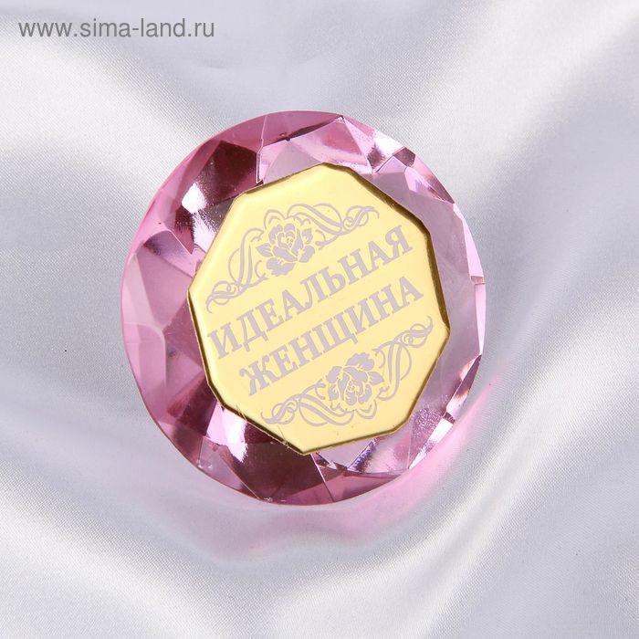 """Кристалл наградной """"Идеальная женщина"""""""