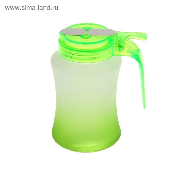 """Сахарница """"Омбре"""" 250 мл, зеленая"""