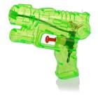 """Водный пистолет """"Пушка"""" с эксклюзивными наклейками, цвета МИКС"""