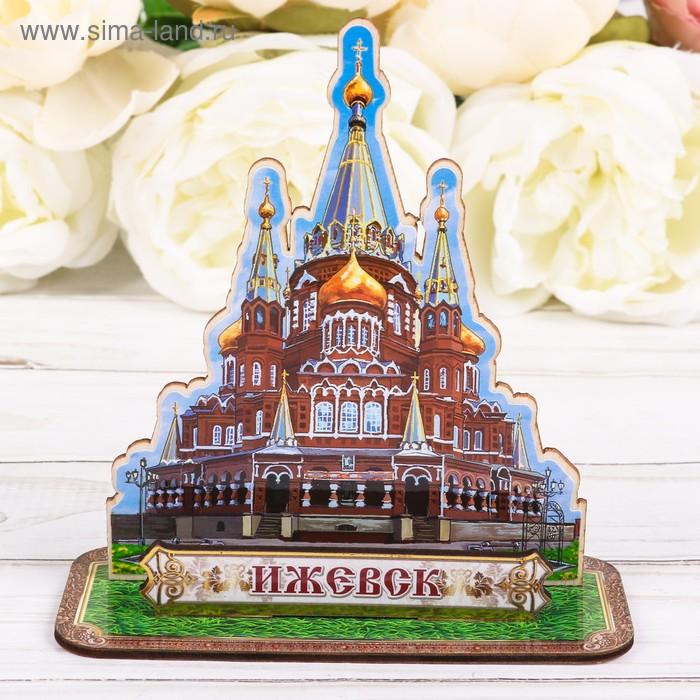 """Настольный сувенир """"Ижевск"""""""