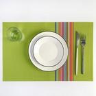 """Салфетка кухонная """"Спектр"""" 45х30 см, цвет зеленый"""