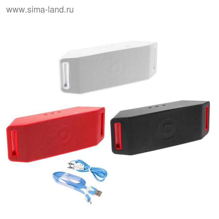 Беспроводная портативная колонка Hi-Tech05, Beatbox BT-13. Bluetooth с АКБ 10W МИКС