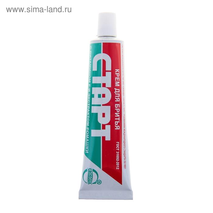 Крем для бритья Старт в тубе 25х125