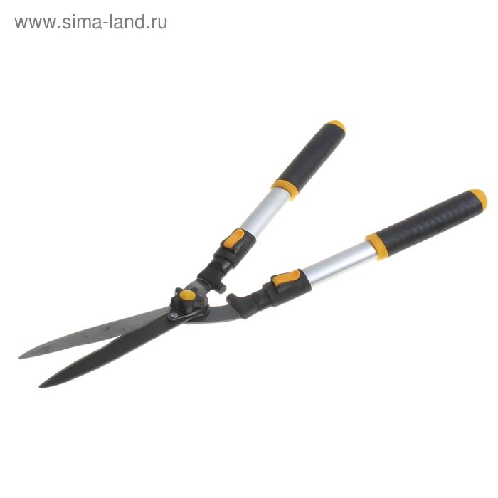 """Кусторез 26-34"""" (66-86 см), с алюминевыми телескопическими ручками"""