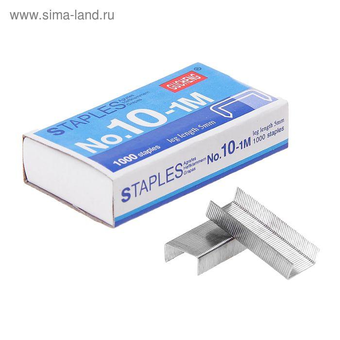 Скобы №10 металл Staples (набор 1000шт)