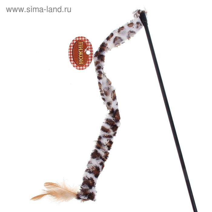 """Дразнилка-удочка """"Змейка"""", 45 см"""