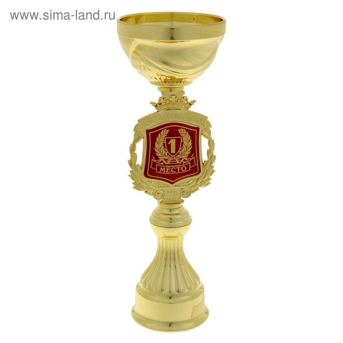 """Кубок """"Поздравляем. 1 место"""""""
