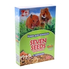 Корм для хомяков Seven Seeds с орехами, 500 г