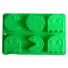 """Форма для выпечки """"Жракмен"""", зеленый, 27 х 17,5 см, глубина 4 см"""