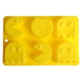 "Форма для выпечки ""Жракмен"", желтый, 27 х 17,5 см, глубина 4 см"