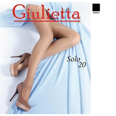 Колготки женские Giulietta SOLO 20 (nero, 2)