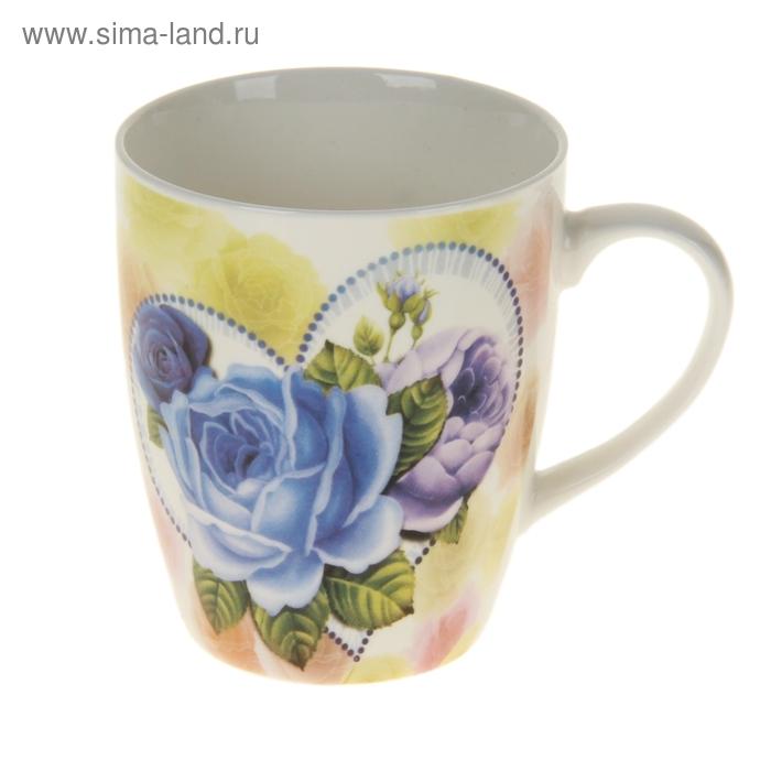 "Кружка 320 мл ""Мечта"", цвета МИКС"