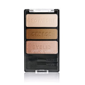 Тени для век трио Wet n Wild Color Icon Eyeshadow Trio E380b walking on eggshells